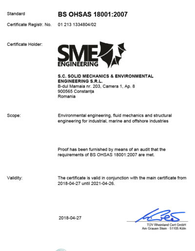 certificate-sme-one